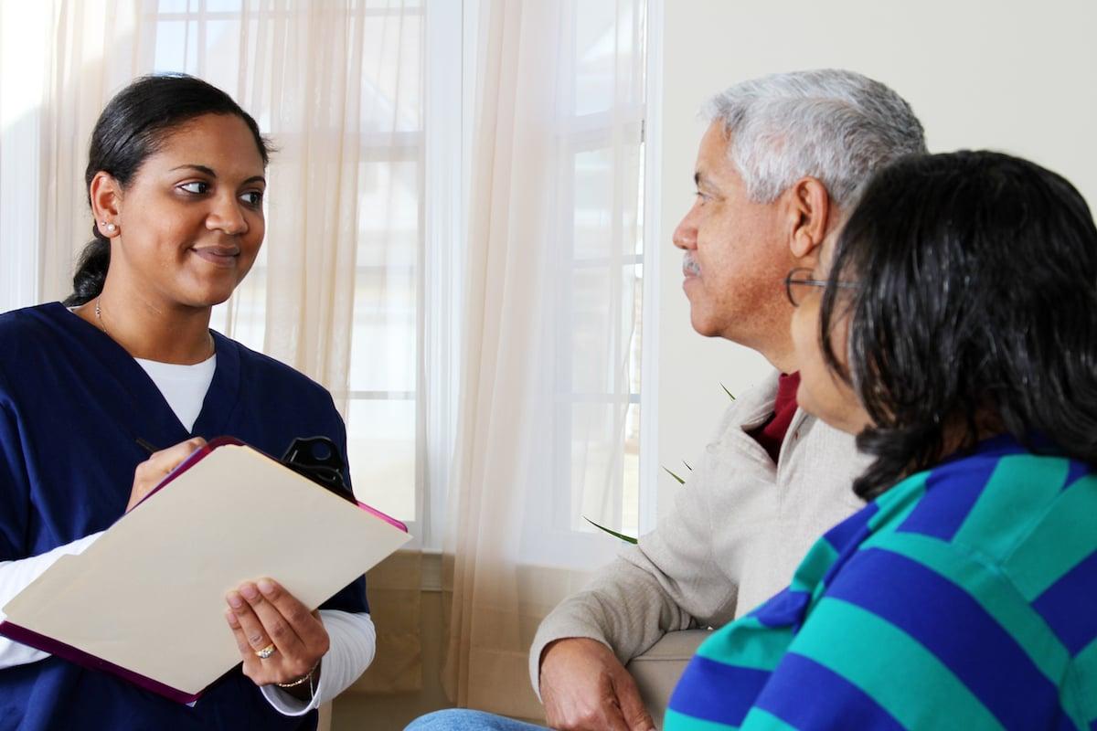 Senior Solutions - Building Caregiver Relationships