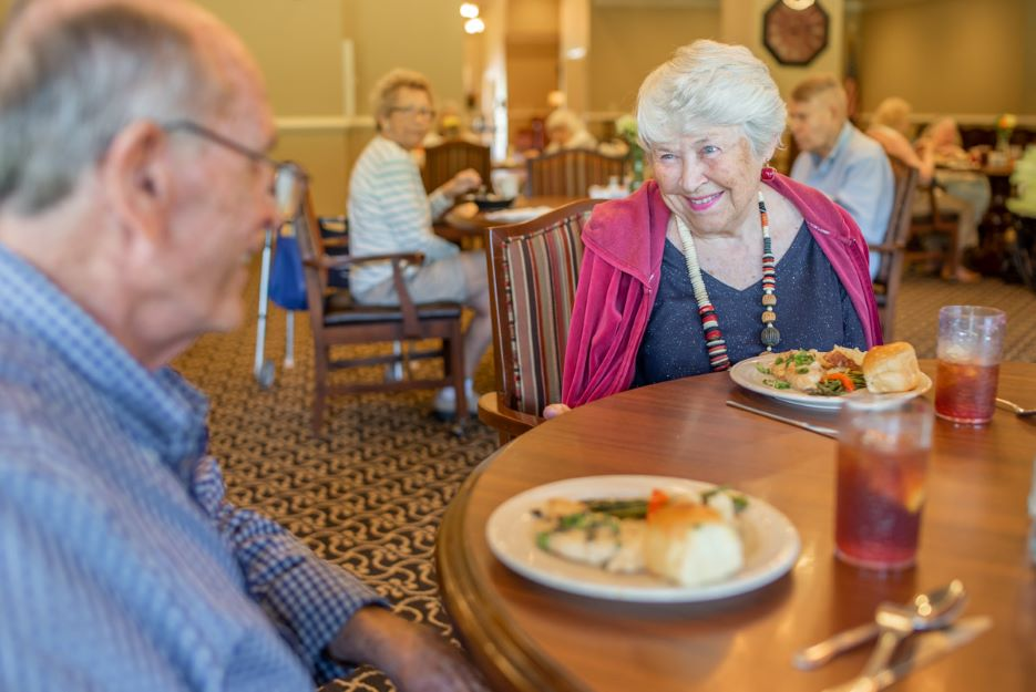 Things to Consider When Touring a Senior Living Community by Senior Solutions Management Group