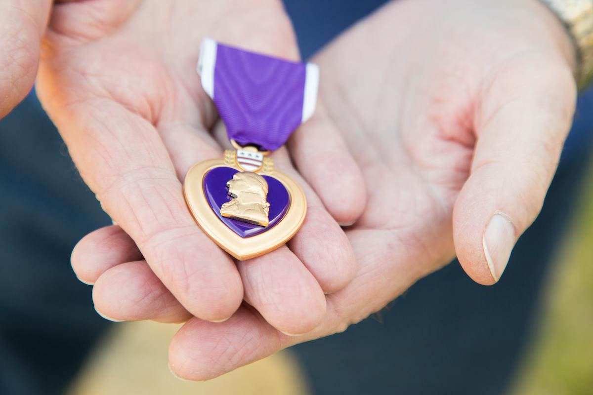 Senior Solutions Management Group - Purple Heart